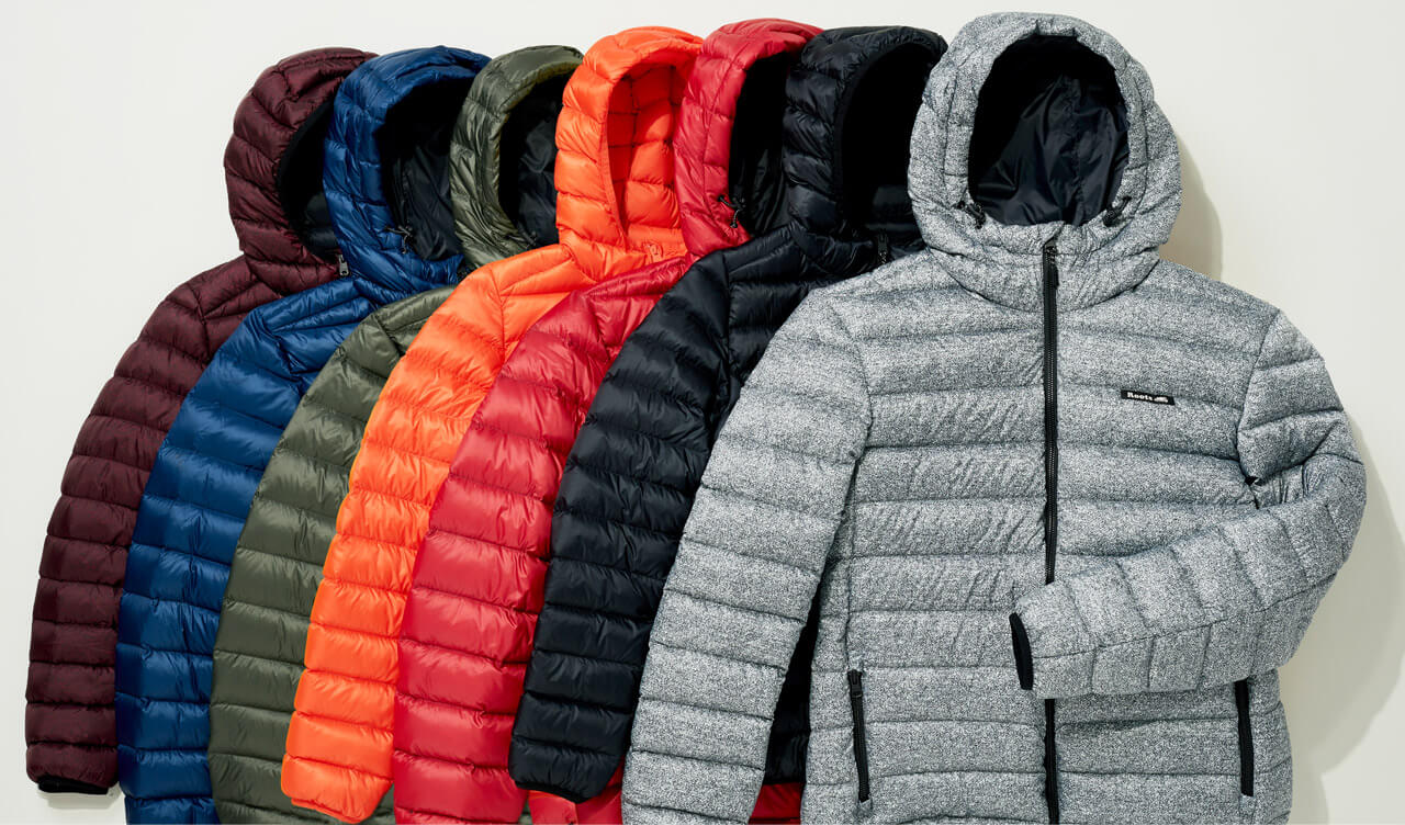 ebc36b6f8c1 Roots Canada: It's here: The Packable Down Jacket | Milled