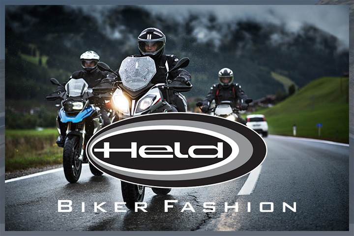 78ec803e Fc-Moto.De: Held Motorcycle Clothing Special | Milled