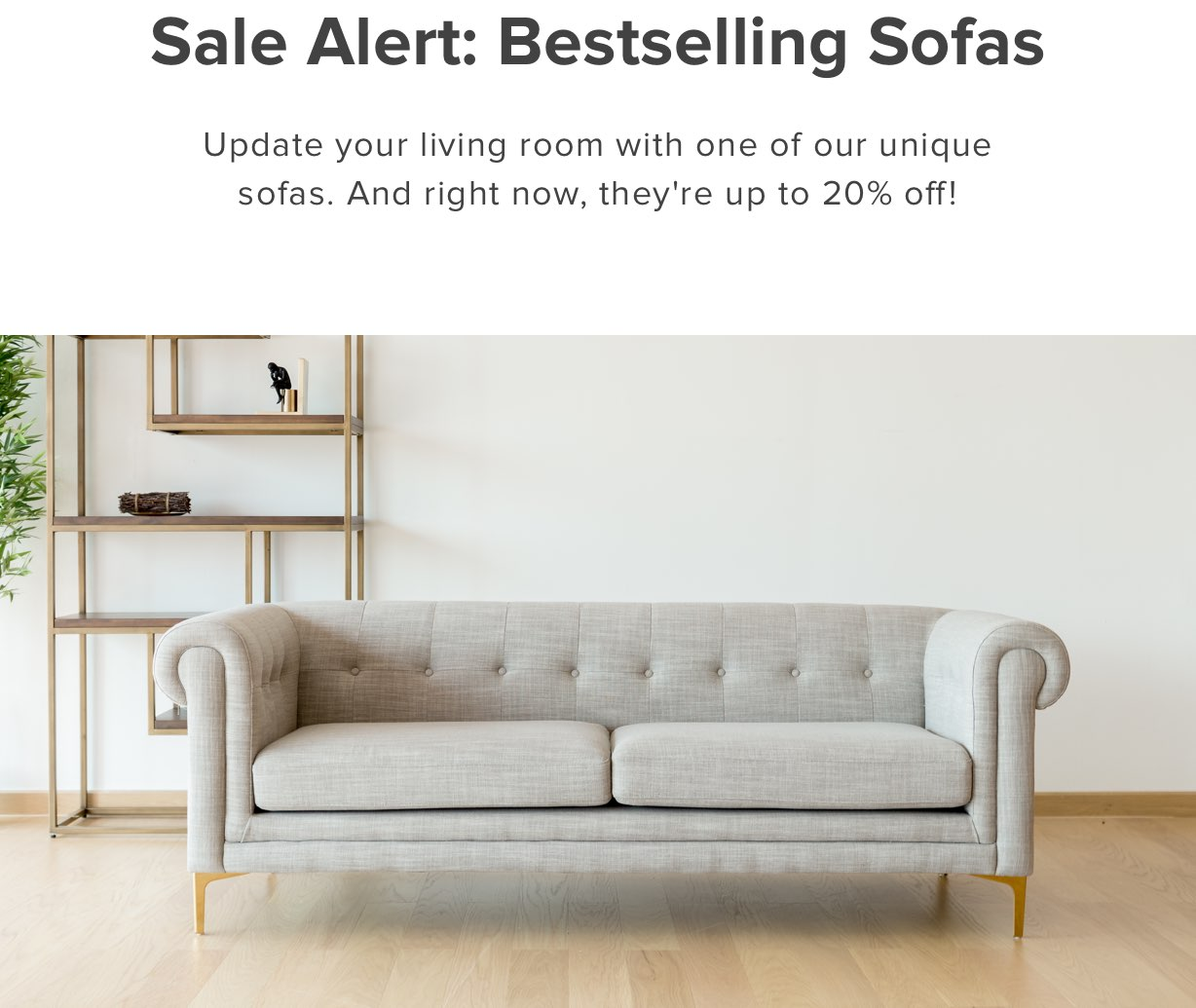 Castlery: Bestselling Sofas On Sale! | Milled