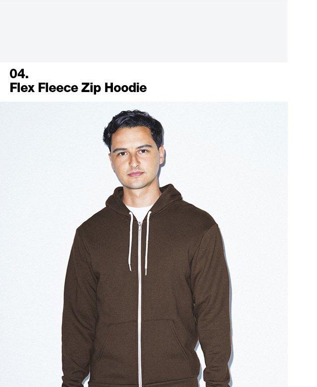 Flex Fleece Zip Hoodie