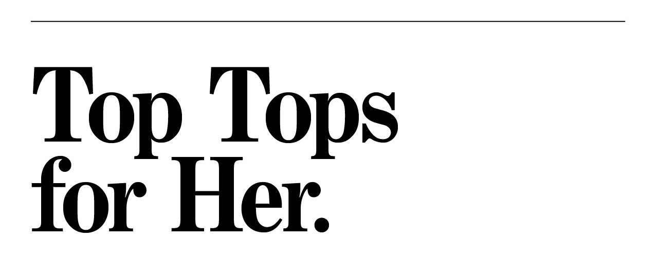 Tops For Her