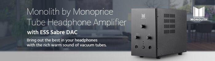 Monolith Tube Headphone Amp