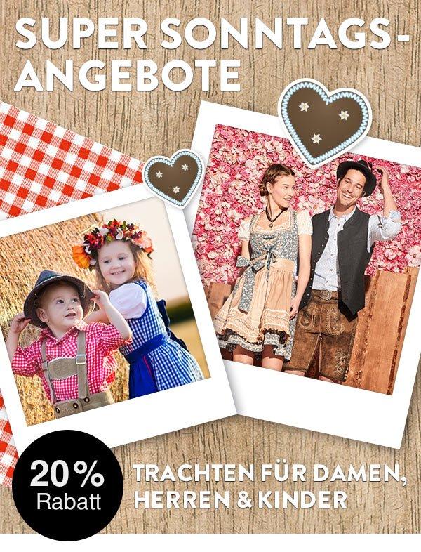 2cb4135542b095 Galeria Kaufhof DE  O zapft is  20% auf Trachten für Damen