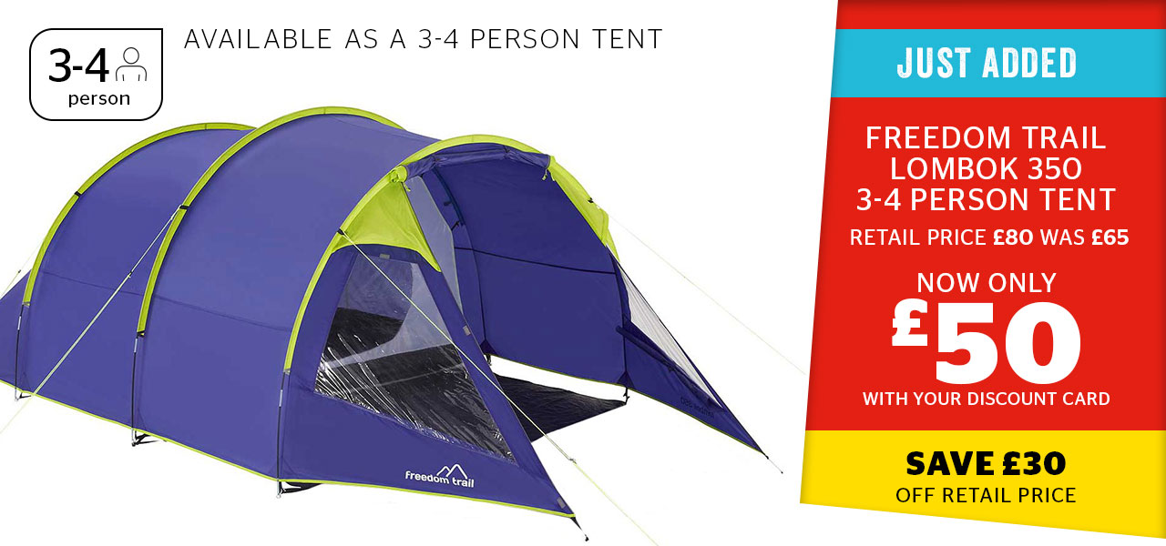 5ddf6ca0455 Go Outdoors  ⛺ Tent Sale  New lines added   further reductions ...
