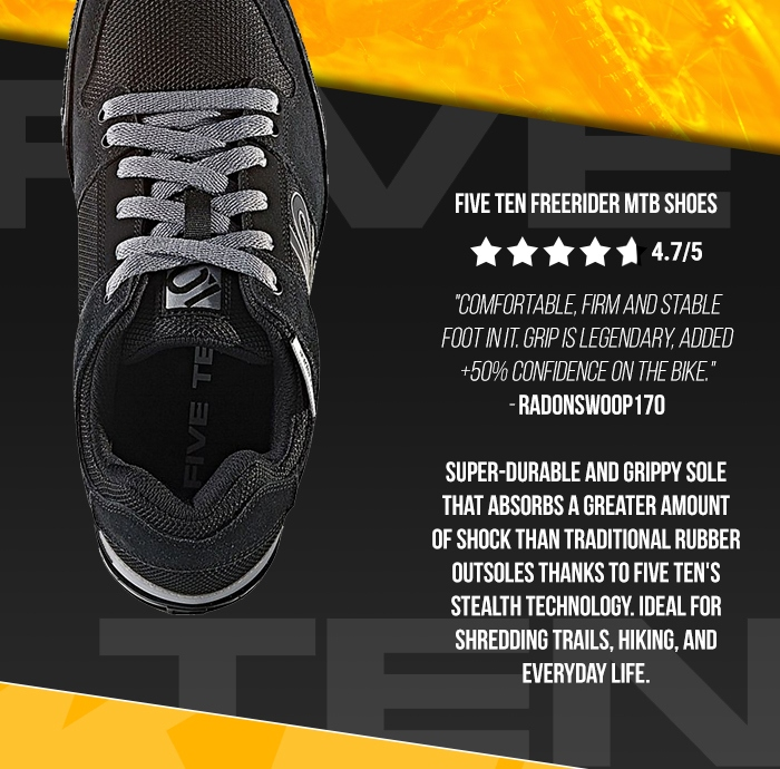 Five Ten Freerider MTB Shoes