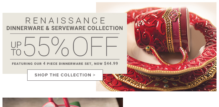 Renaissance Up to 55% Off