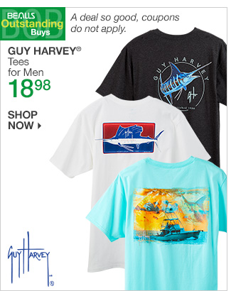 Shop 18.98 Guy Harvey Tees
