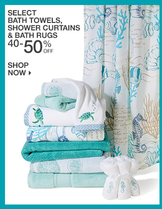 Shop 40-50% Off Select Bath Accessories