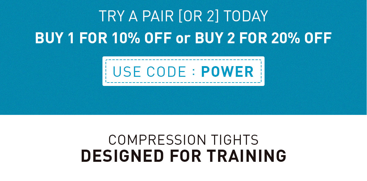 Compression Tights Designed For Running