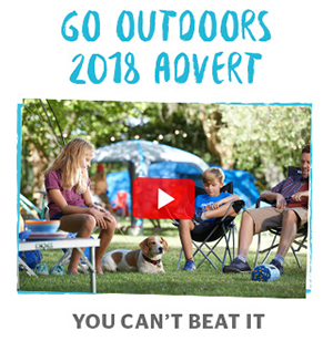 GO Outdoors 2018 Advert