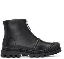 Loewe - Black Zip Boots