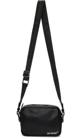 Off-White - Black Crossbody Bag