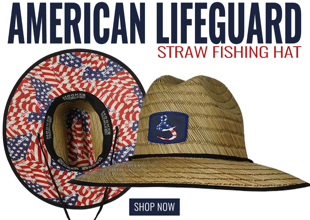 4f8d34c360f43 Hook   Tackle  The Absolute Best Lifeguard Straw Hat Ever Made!