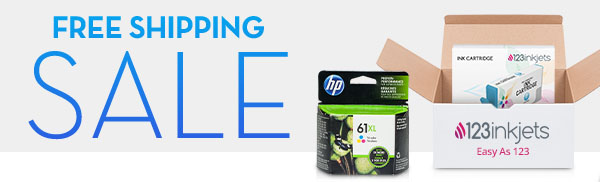 Up to 17% Off Ink and Toner + Free Shipping