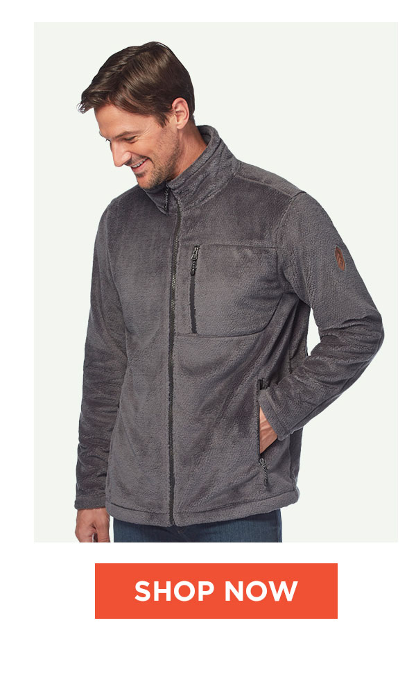 d50a8110234 Men s Crafton Venture Pile Fleece Jacket