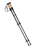 Pure Outdoor by Monoprice Carbon Cork Trekking Poles, Pair