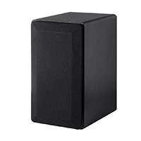 Monoprice Select 4-Inch 2-Way Bookshelf Speakers (Pair), Black Finish