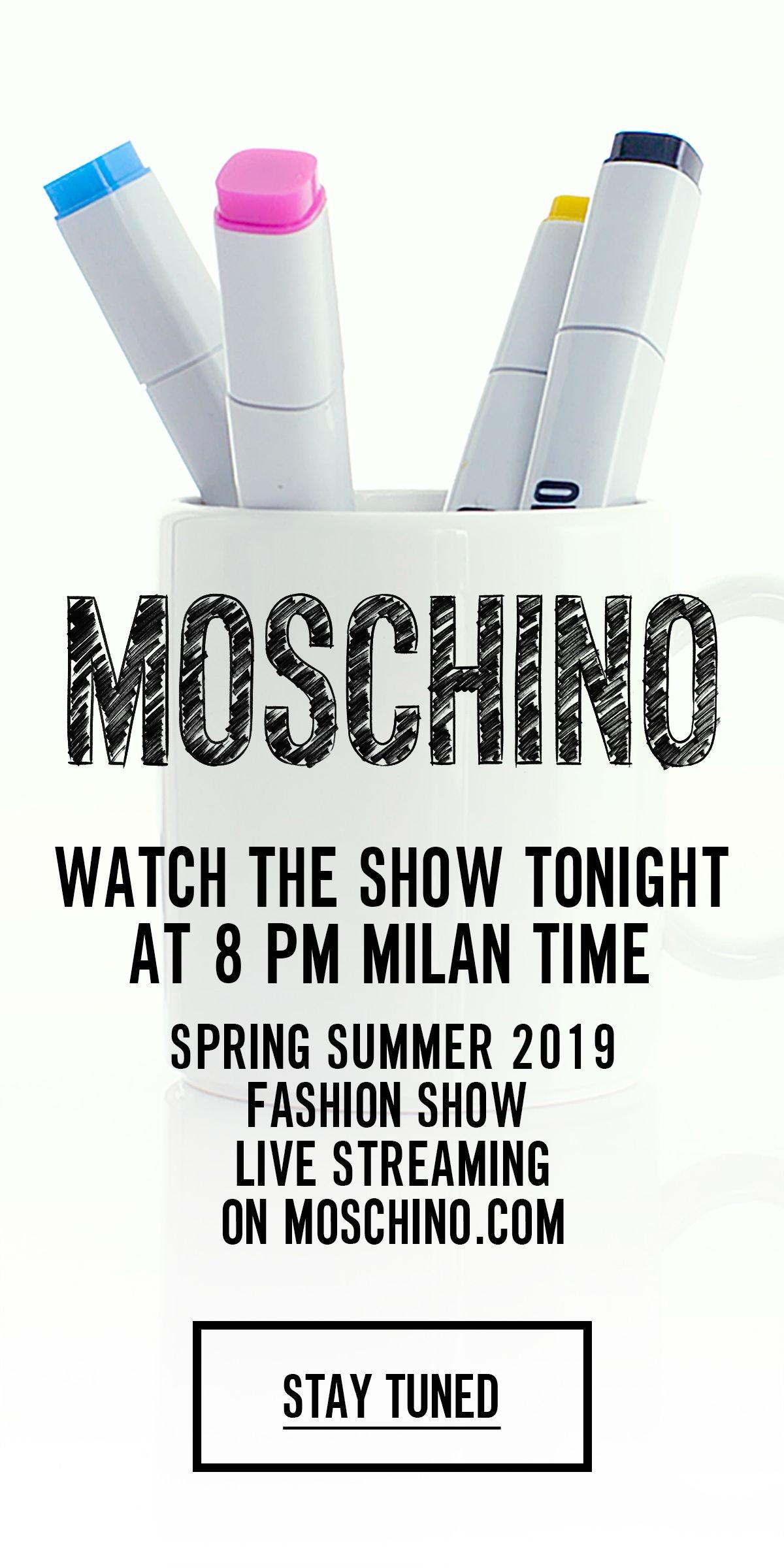 Fashion Show Live streaming