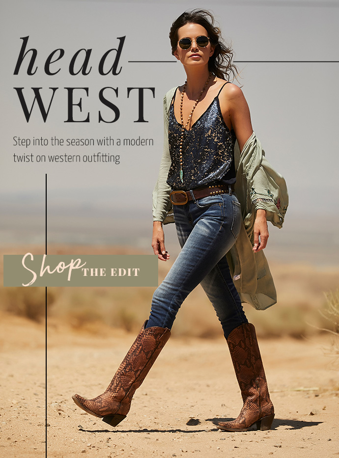 Countryoutfitter Com Western Outfits With A Modern Twist Milled