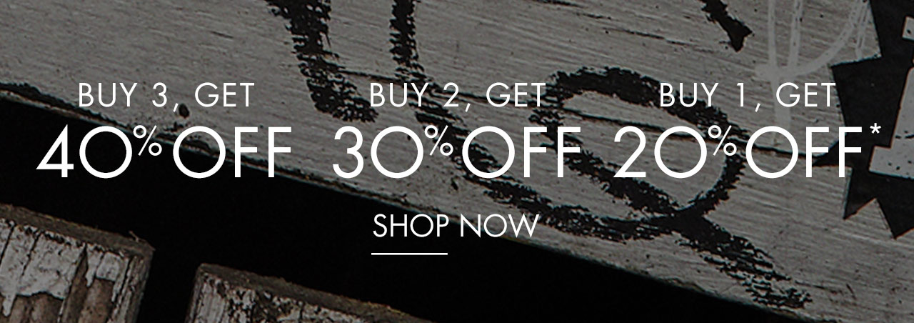The Great Fall Stock Up Sale - Up to 40% Off - Shop Now