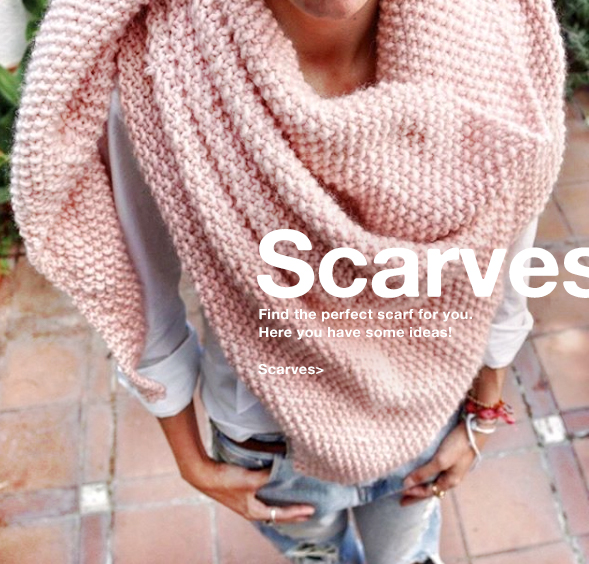 1ea1a5e73c00 WE ARE KNITTERS  The scarves we re obsessed with now.   Milled