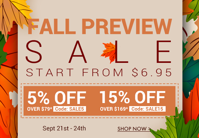 35a5166bd662 BerryLook  Fall Preview Sale from  6.95