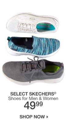 49.99 Select Skechers