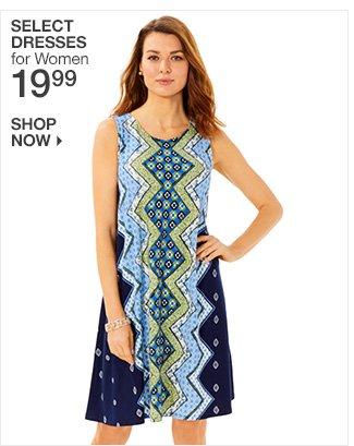 Shop 19.99 Select Dresses for Women