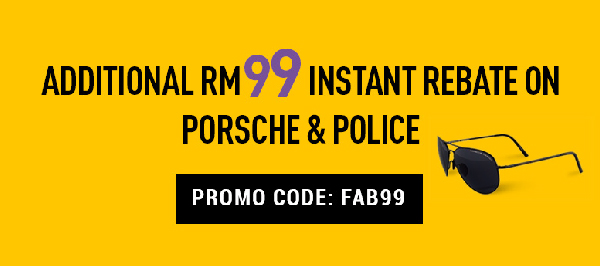8486e17e2bdd Focus Point (MY)  ADDITIONAL RM99 INSTANT REBATE ON PORSCHE   POLICE ...