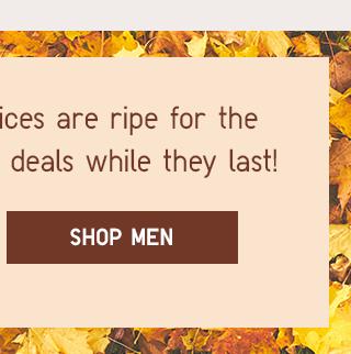 MORE ONLINE-ONLY - SHOP MEN