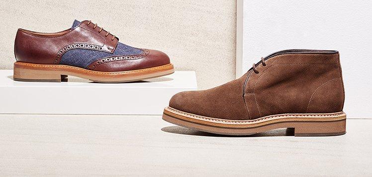 Brunello Cucinelli & More Luxe Shoes