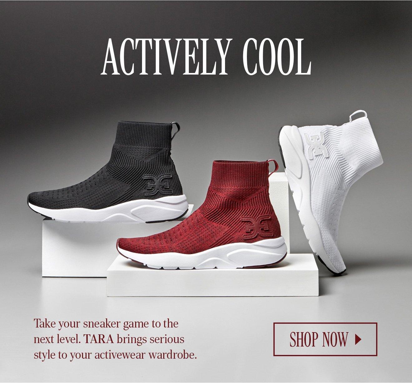 Sam Edelman: Not Your Average Sneaker