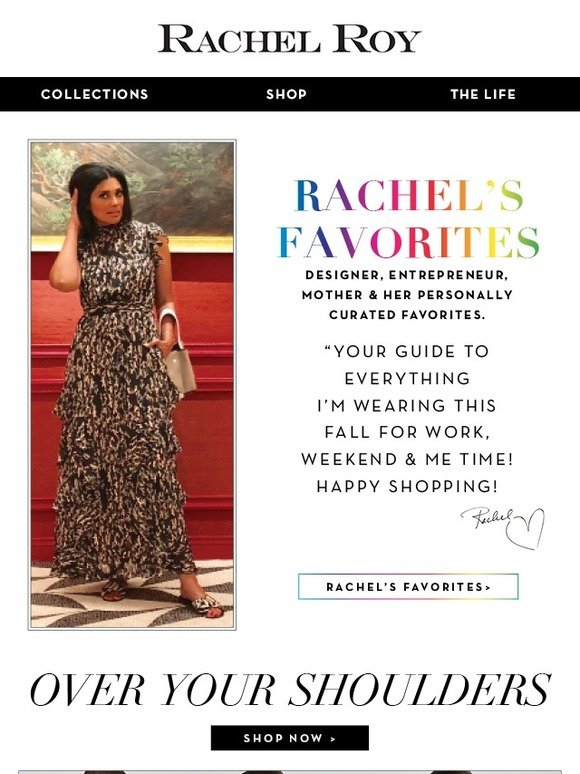 Rachel Roy Rr Personally Curates For You Milled