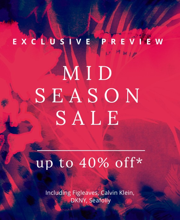 Sale preview*