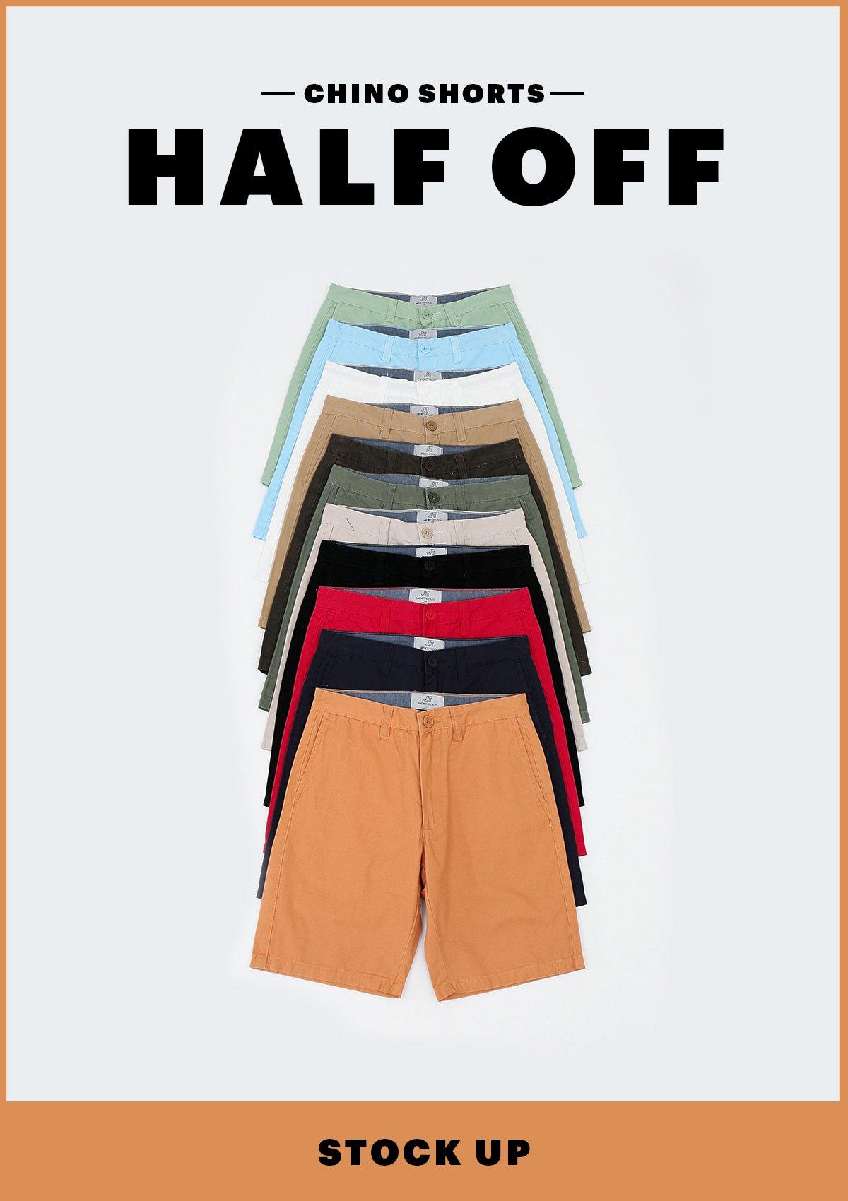 Chino Shorts | Shop Now