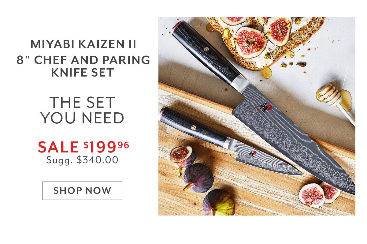 2-pc Knife Set