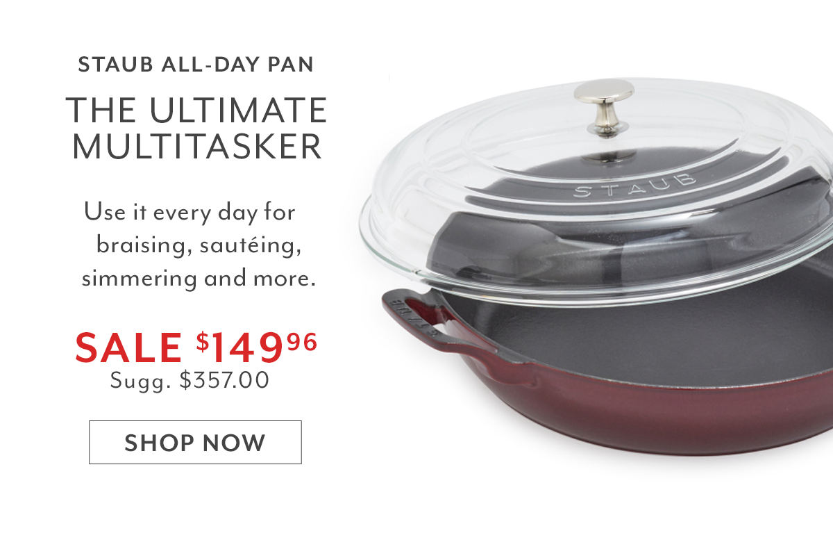 Staub All-Day Pan