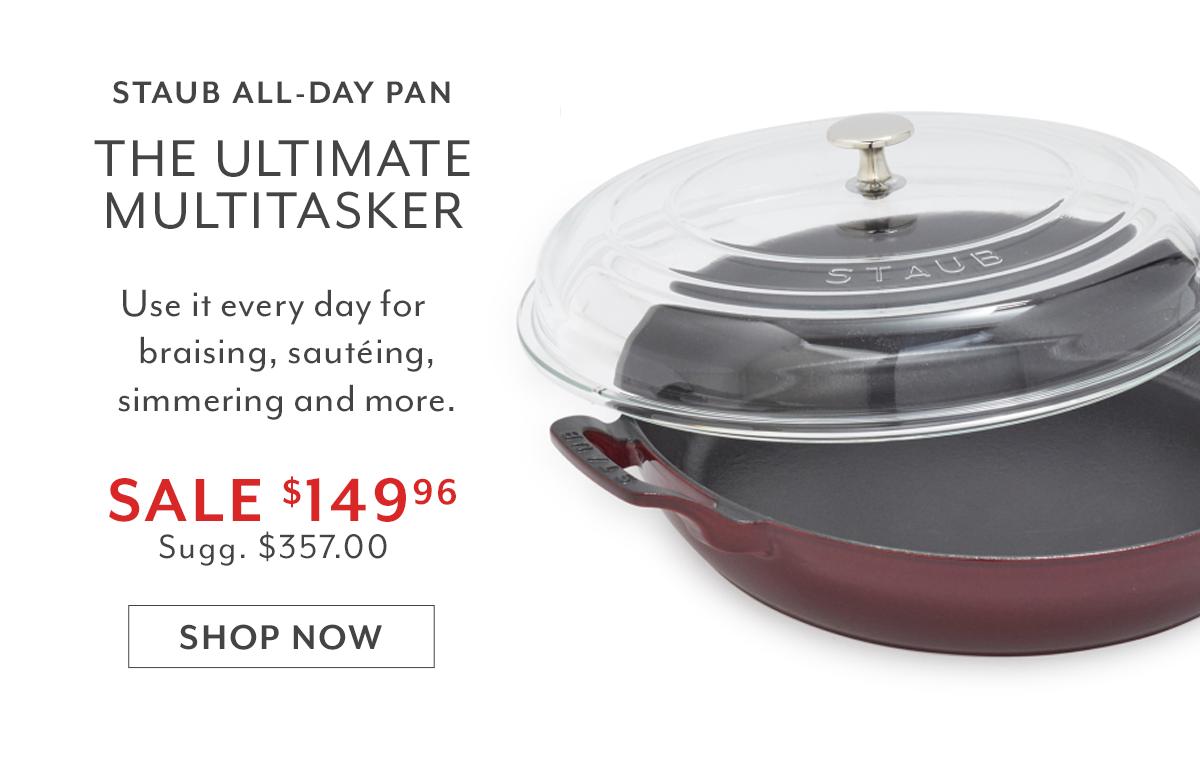 Staub All-Day Pan