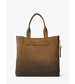 Henry Large Suede Tote