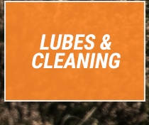 Lubes & Cleaning