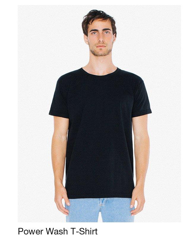 Power Wash T-Shirt