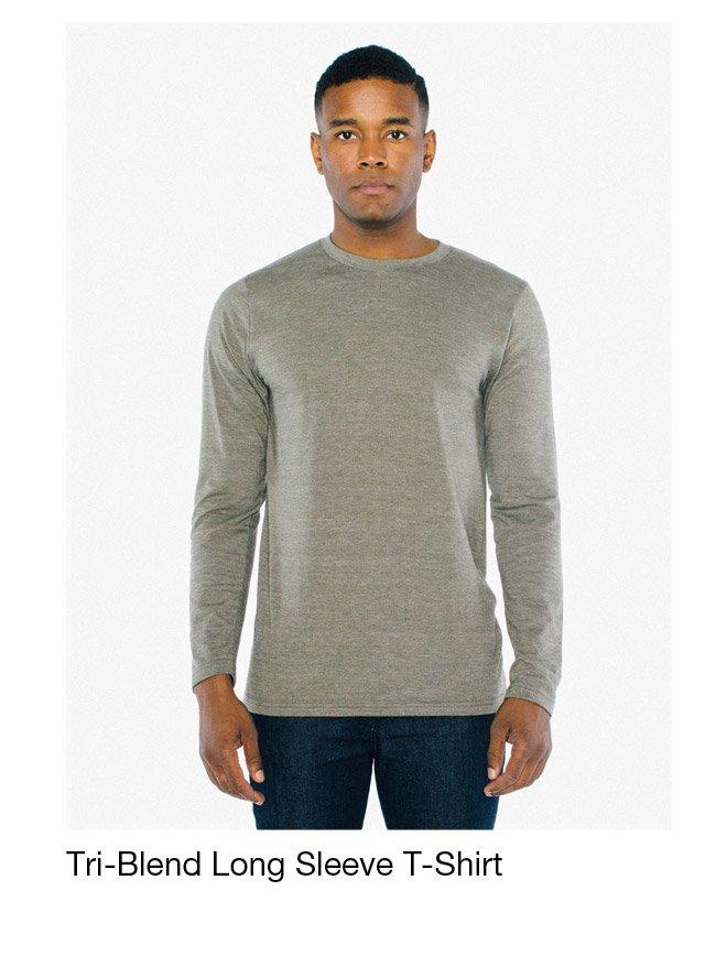 Tri-Blend LS T-Shirt