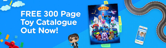 Toy catalogue out now
