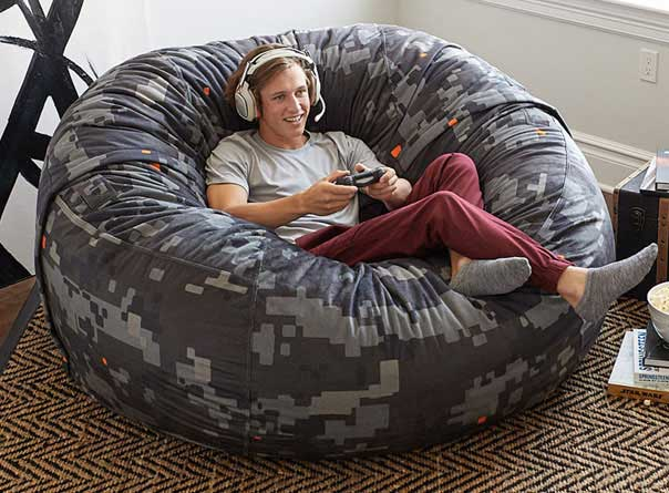 LoveSac: It's here! Limited Edition Lovesac x Call of Duty