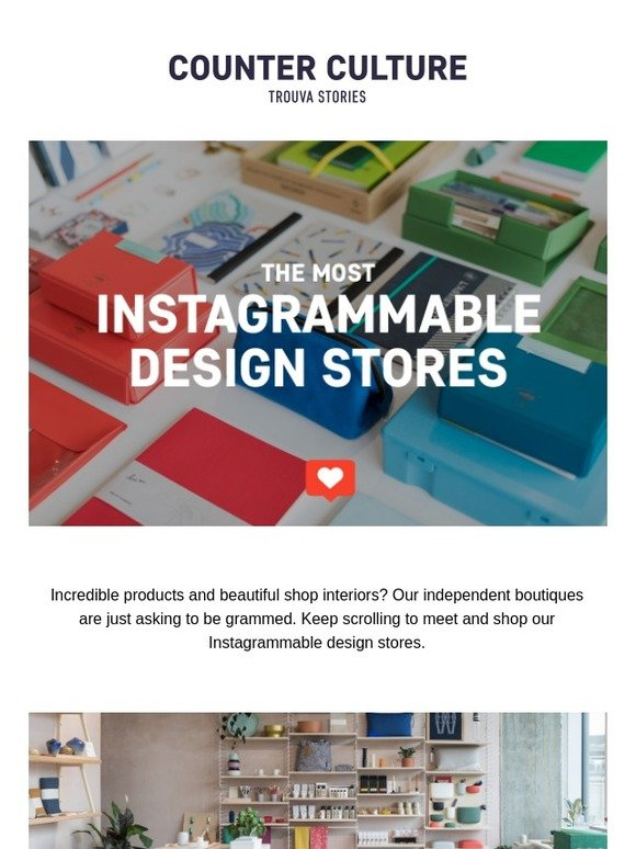 a143b7ed7d3f Trouva  Counter Culture  The most Instagrammable design stores