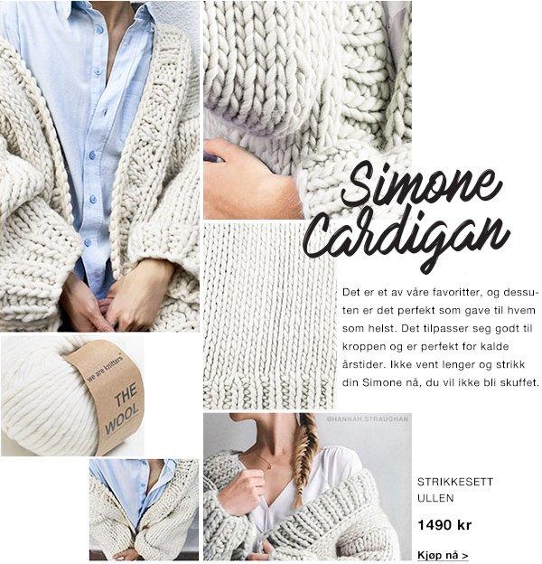 71c83a78b Weareknitters  Your next favorite kit  Simone Cardigan 😍