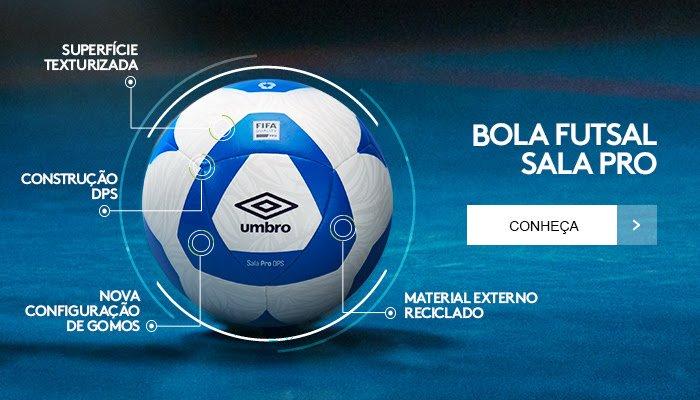 Umbro BR  Bolas Futsal b27e17b9ff7dc