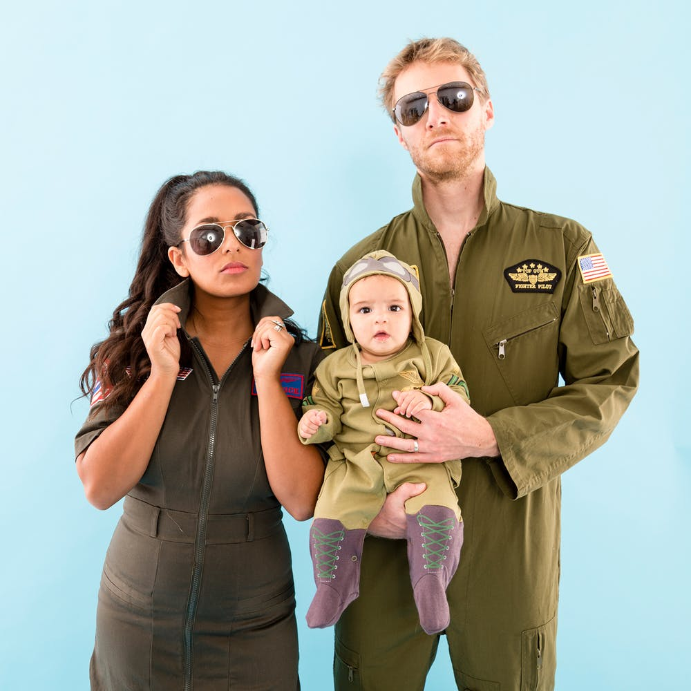 brit + co: 52 clever family halloween costume ideas | milled