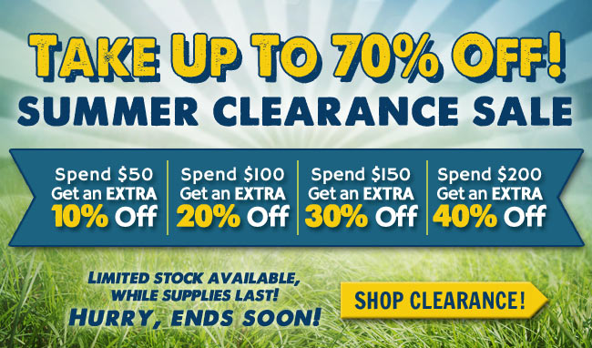 Take Up To 70% Off Summer Clearance + FREE Shipping On $49!