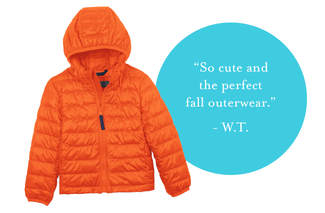 """""""Perfect fall jacket - so cute and the perfect in-between outerwear.""""  W.T."""
